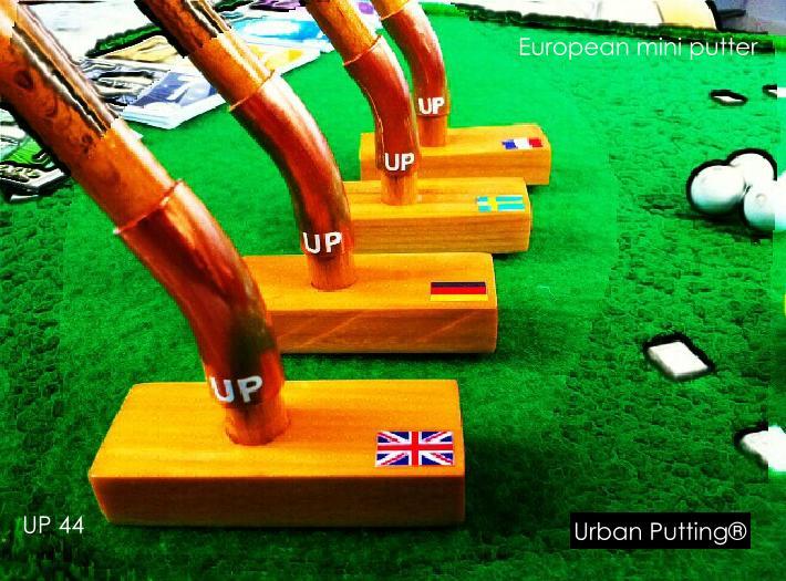 European urban putting UP44