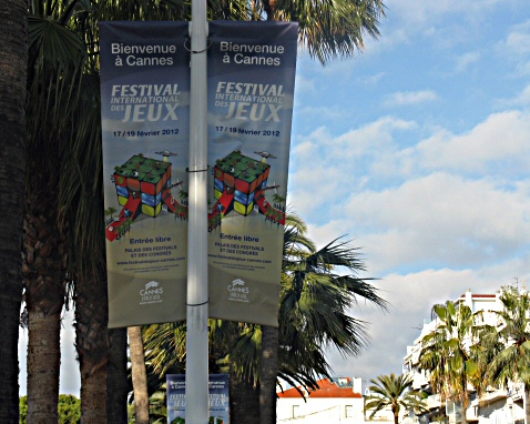 Festival jeux - cannes 2012
