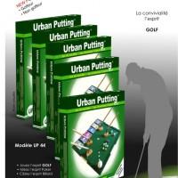 Les modèles de jeu Urban Putting, l'esprit golf