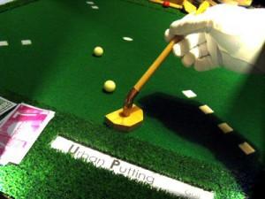 le jeux de golf urban putting - golf - https://urbanputting.com
