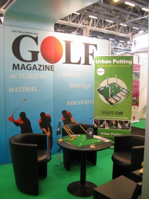 le Salon du Golf Magazine - https://urbanputting.com
