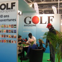Démo Urban Putting - Salon - Golf Mag - http://urbanputting.com