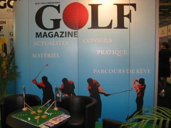 Démo Urban Putting - Salon - Golf Mag - https://urbanputting.com