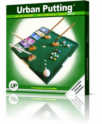 Uban Putting boite de jeux - https://urbanputting.com