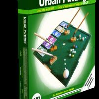 Urban Putting - Modèle Familial