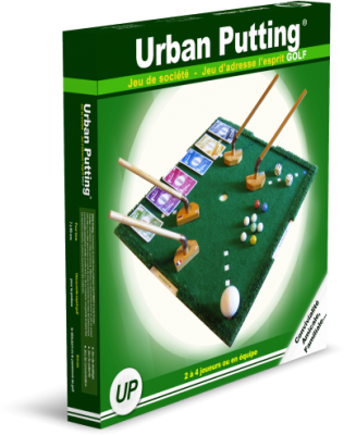 Urban Putting - Modèle Familial