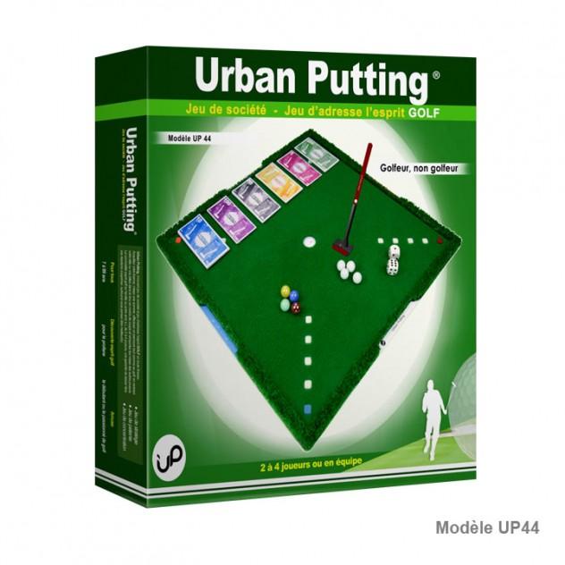 UP 44 - Urban Putting - Green Box